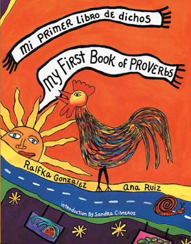 My First Book of Proverbs Mi primer libro de dichos